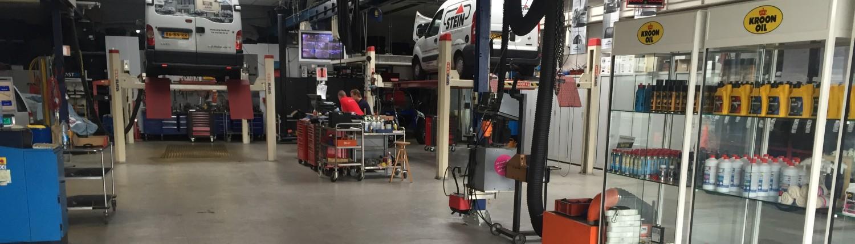 Autobedrijf Vissinga Autoservice in Arnhem